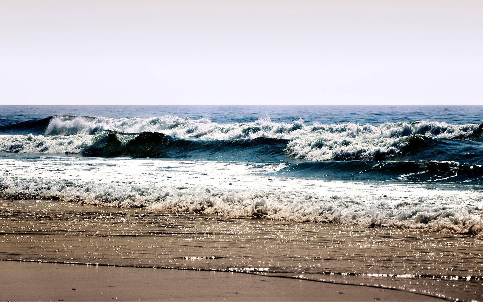 Ocean Wallpaper Waves Large 207245 Harbor East